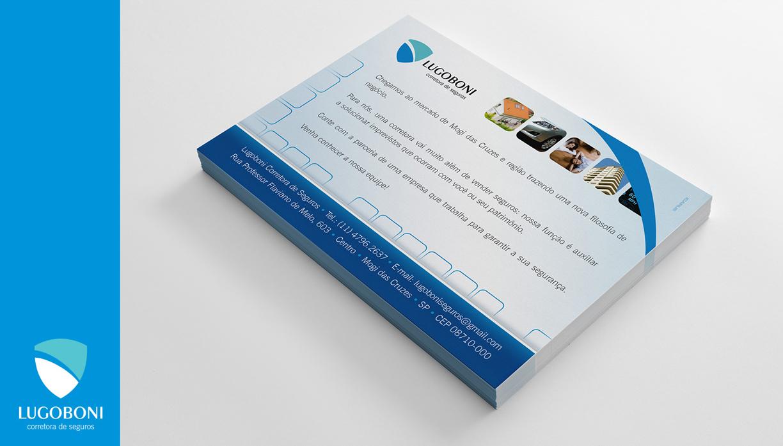 cartão de visitas lugoboni