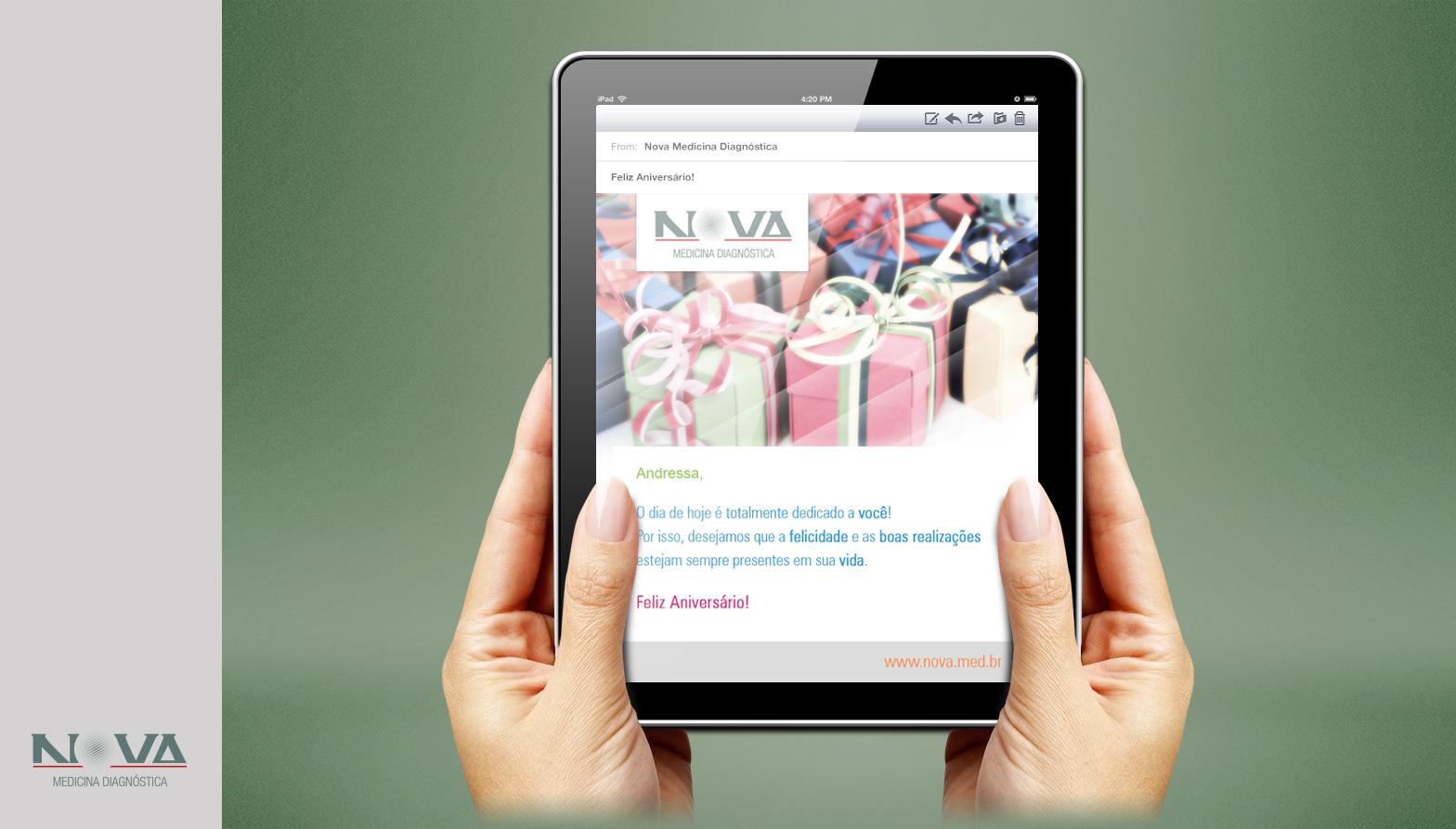 comunicação e marketing digital nova medicina e diagnóstica